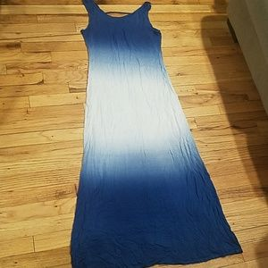Like new see you monday tye dye dress